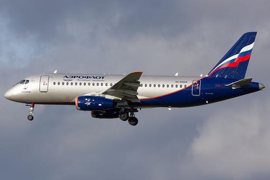资料图:俄航客机