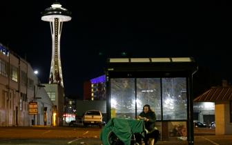 科技让问题更糟?西雅图用App清理流浪汉惹争议