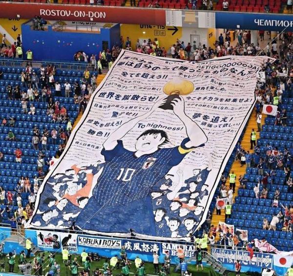 轻松一刻:看现在日本足球,满眼是当年大空翼的影子