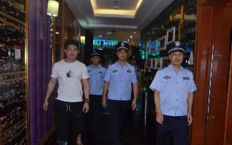 4天时间合浦警方抓获一大批人 震慑违法犯罪分子