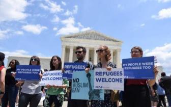 特朗普剥夺移民庇护权:驱逐出境才能家庭团聚
