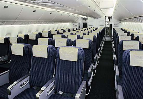 faa认为拥挤的飞机座位不存在安全问题