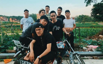 广西青年拍乡村非主流风视频成网红:打工是不可能的