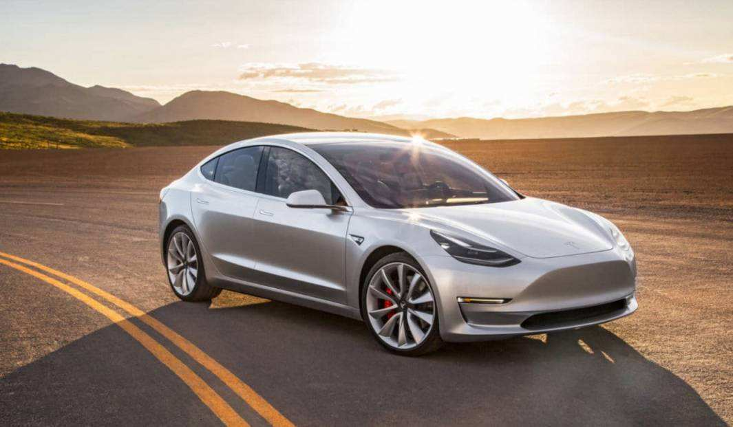 特斯拉已生产4.1万辆Model 3 仍被多家投行唱衰