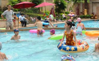 精通·伊顿国际|这个周末我们一起去免费玩水吧!