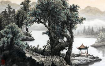李叔平——新时代最具收藏价值的书画名家作品展