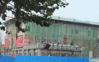 名悦豪庭城市展厅最新工程进度抢先看!
