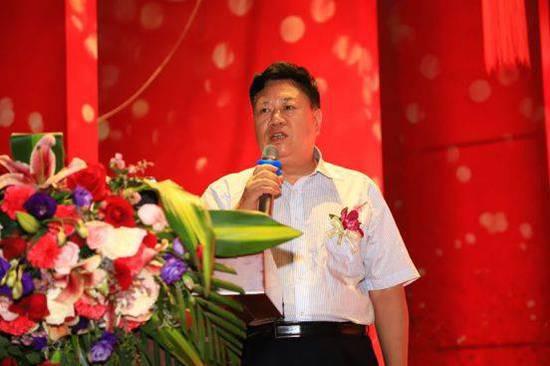 河南商会秘书长王群生讲话