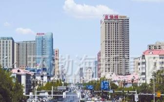 """唐山:城区容貌""""颜值""""不断提升"""