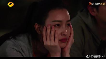 倪妮听黄磊感人爱情眼眶湿润 录节目时似已分手