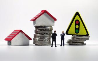 """房企融资连遭""""紧箍咒"""" 信托融资成本攀升"""