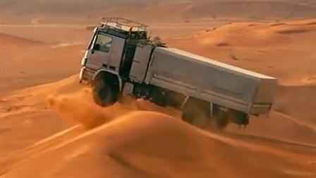 奔驰卡车系列展示