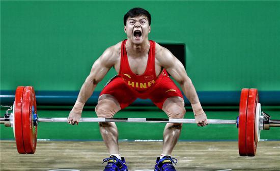 举重级别面临大变脸 中国男子优势项目被取消