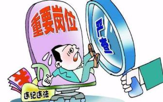 """经纪律审查 江西两名市管干部被""""双开""""!"""