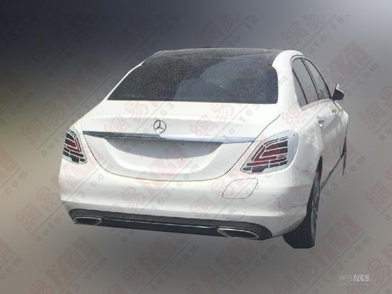 2.0T+电动机 北京奔驰新款C级插混版曝光