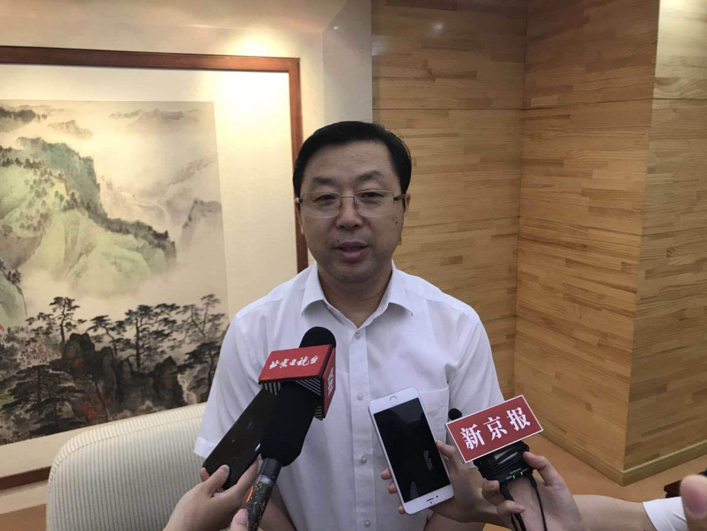 北语校长刘利表达了对XX同学以及2018级新同学的祝福