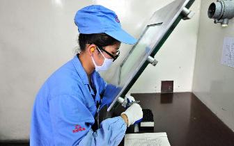 潜江产品质量检验检测能力得到显著提升