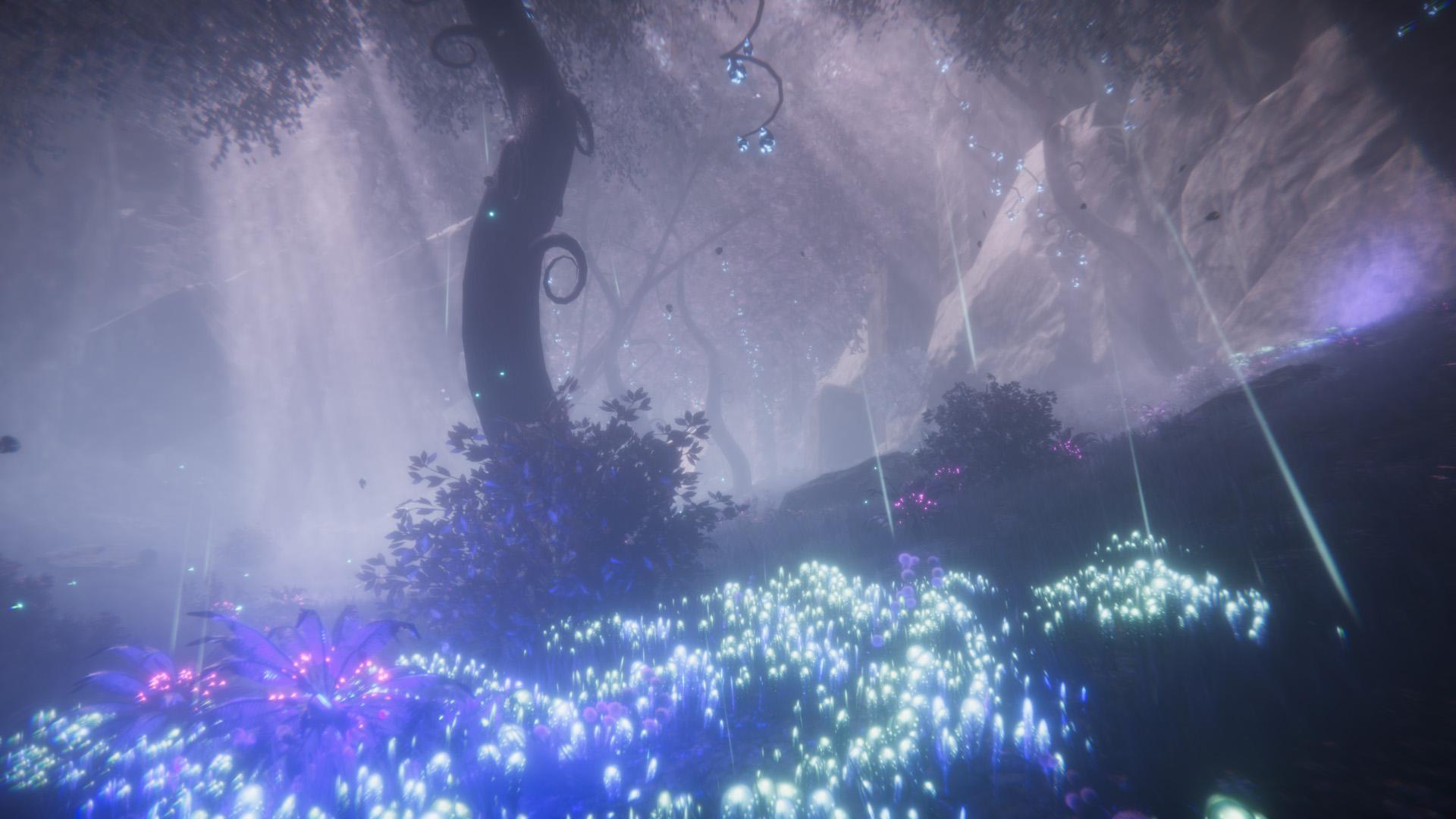JRPG《永恒边缘》放出全新游戏截图 PC配置要求公开