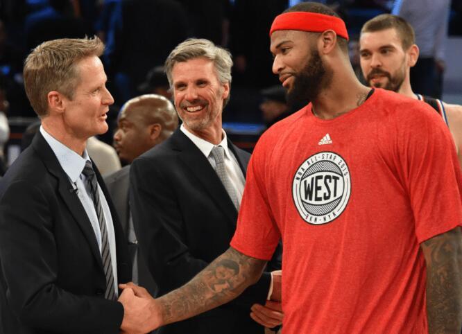 表弟加盟!Kerr擔保其復出定會首發,直言有追夢綠不怕他的暴脾氣!