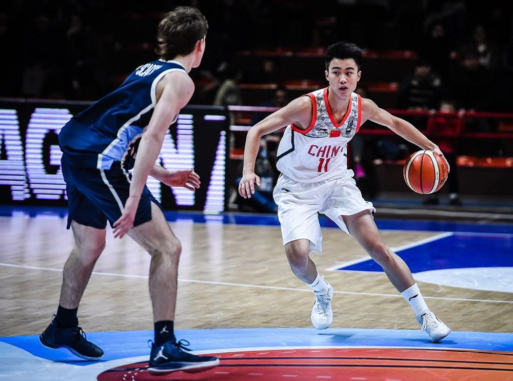 U17男篮世青赛-中国负新西兰遭6连败 将争第15名
