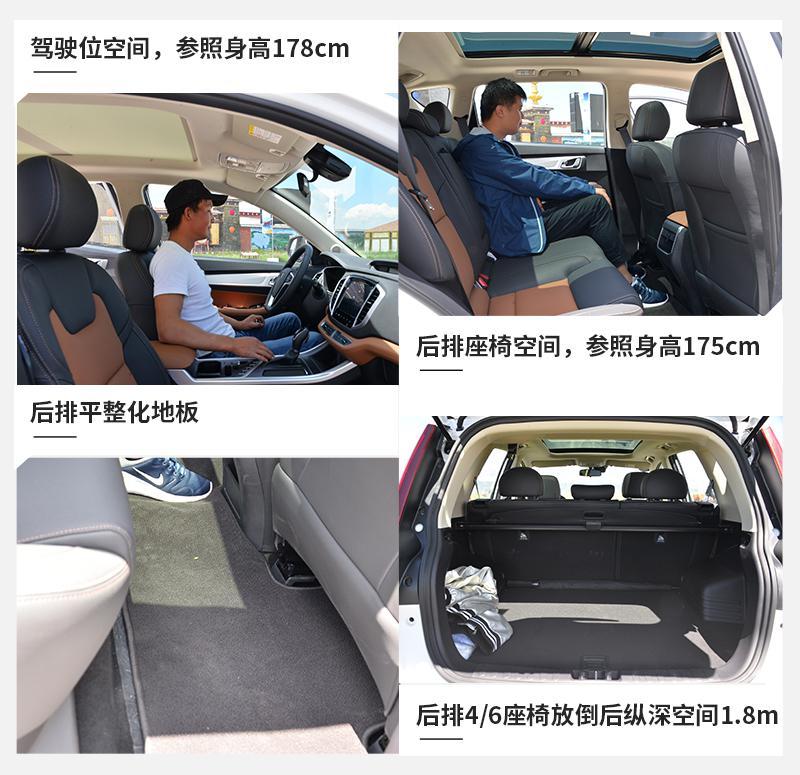 双T组合动静皆宜 试驾吉利新远景SUV1.4T版