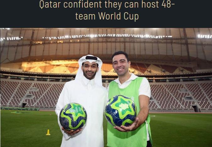 卡塔尔同意2022年世界杯扩军 或增加一轮淘汰赛