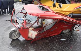 永城交警提醒:老年人驾驶三轮车隐患多、危害大