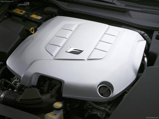 预计2020年推出 全新IS F或搭3.5T发动机