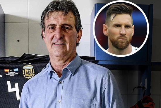 阿根廷名宿:梅西应该退出国家队2年 然后再回来
