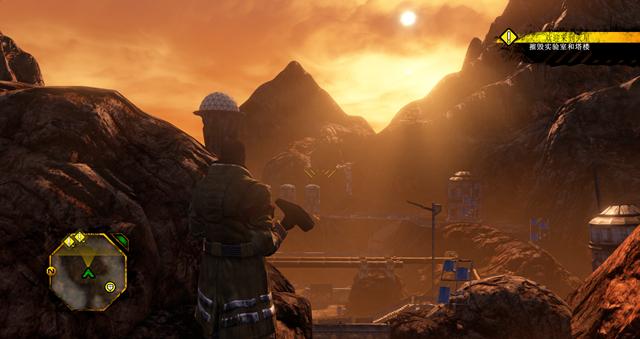 《红色派系:游击战 重制版》:梅大锤的火星拆迁之旅