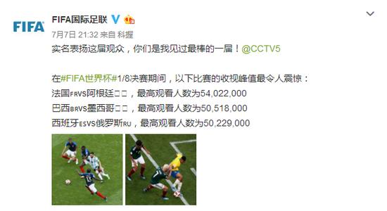 国际足联表扬中国球迷:你们是我见过最棒的一届!