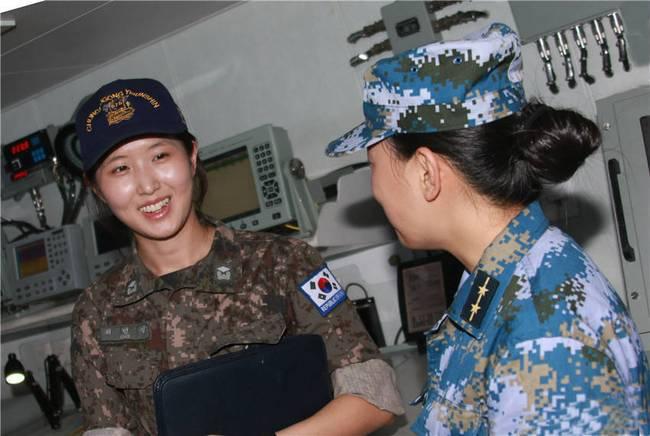 韩国防部:韩中关系回暖,两国重启青年军官交流