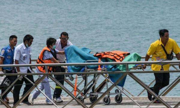 外媒:泰国旅游隐患不可小觑 安全排行仅列118名