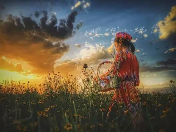 最美新疆全景图 新疆人也看不到这么全的美景!