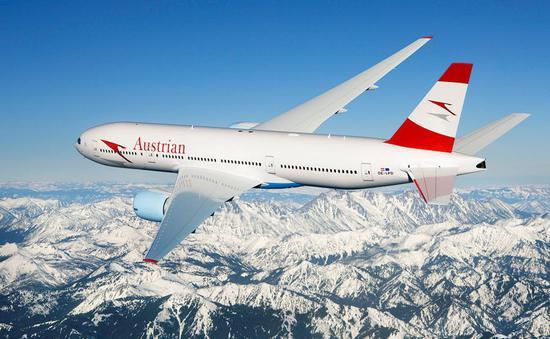资料图:奥地利航空