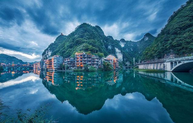 贵州上榜暑期跨省游 最具人气省份