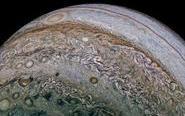 朱诺号揭开木星闪电之谜