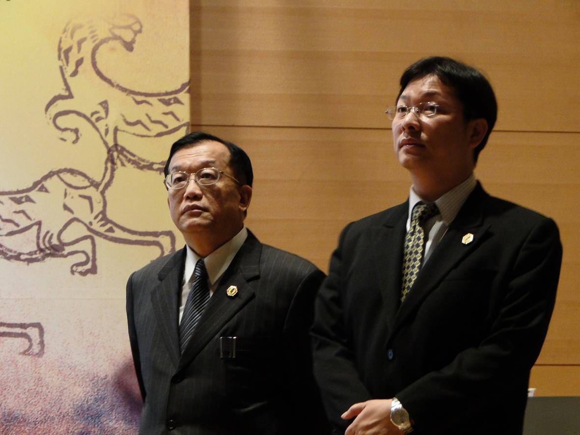 台湾民政府被定为诈骗集团 妄称台归日天皇所有