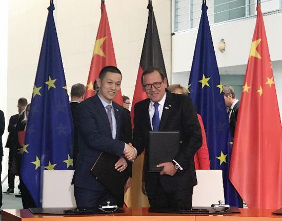 蔚来汽车与博世签署协议 开展自动驾驶等领域合作