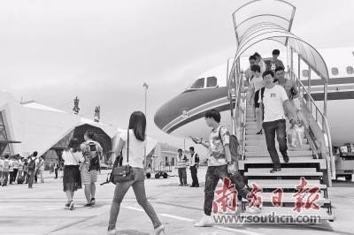 深圳航空拟推出 惠州—郑州航线