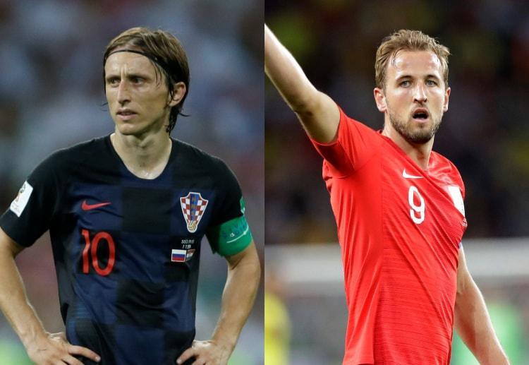 克罗地亚VS英格兰前瞻:魔笛PK凯恩 定位球成关键