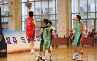 向上吧!篮球少年 这里是属于你们的省运大舞