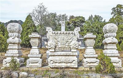 明十三陵思陵被盗案多人获刑 石烛台被卖出15万