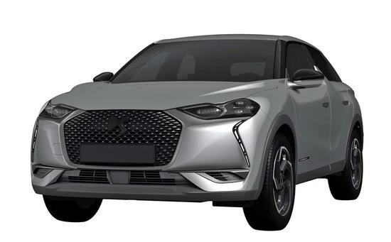 转型小型SUV 全新一代DS 3专利图曝光