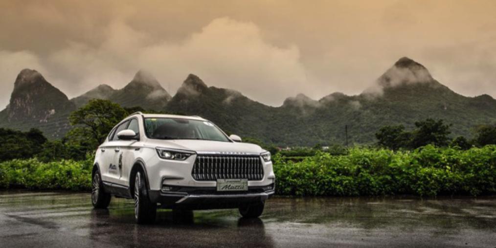 荣耀典范 定义中国SUV新标杆 猎豹Mattu深度巡回试驾会