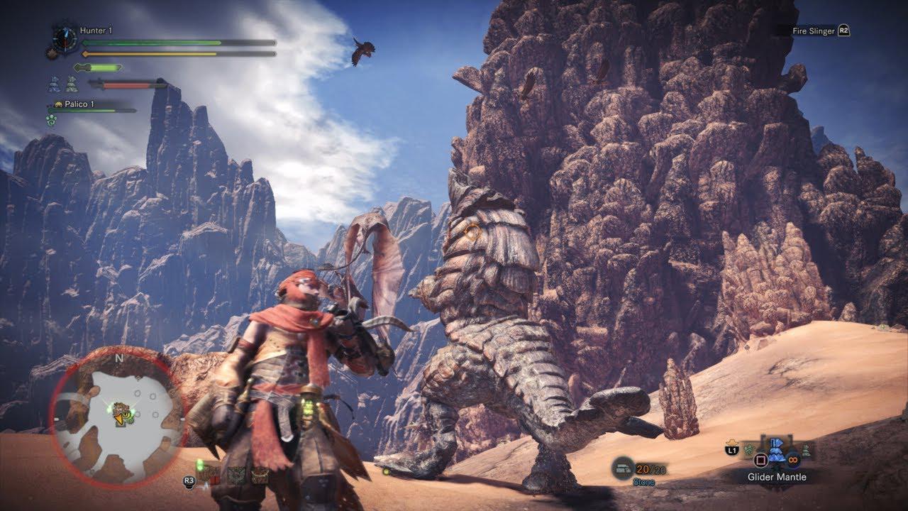 《怪物猎人:世界》PC版将不支持跨平台游玩和MOD