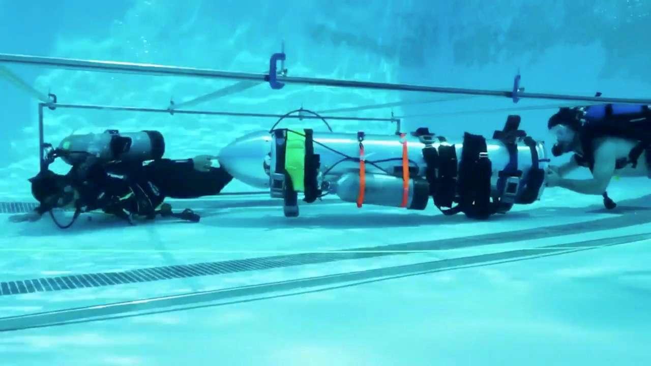 泰国救援迷你潜艇没用上 不过马斯克看好其前景