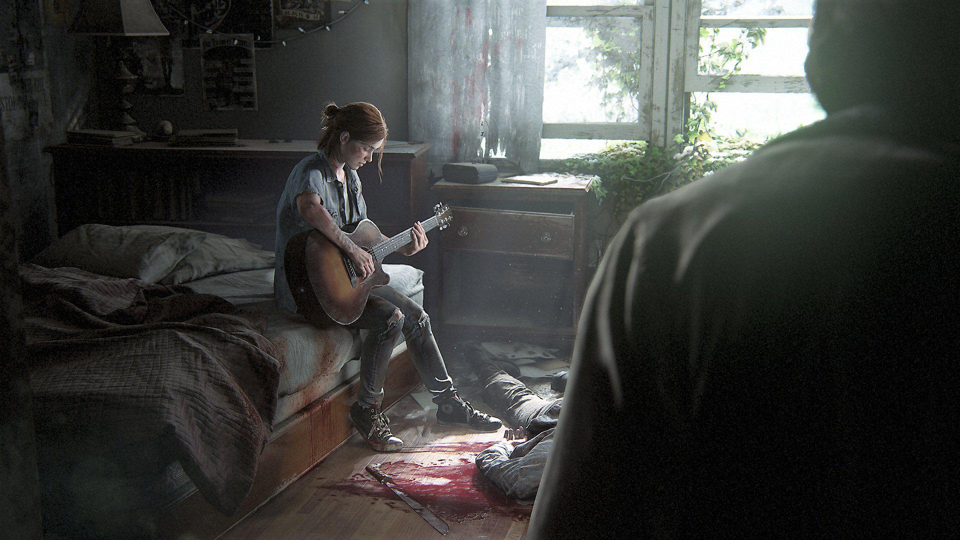 《最后的生还者2》编剧谈暴力元素 让玩家更真实体验