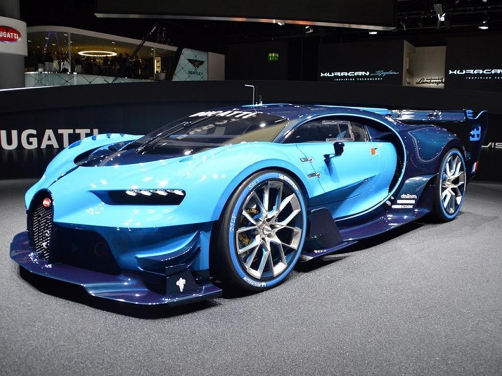 致敬传奇 布加迪将于8月24日发布新跑车