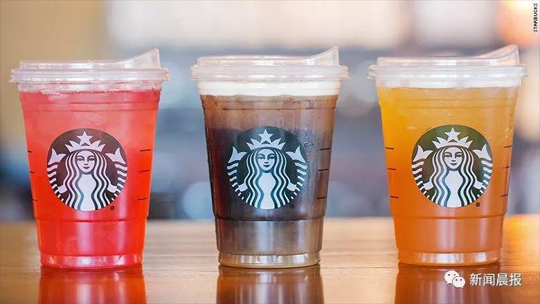 星巴克将全面停用塑料吸管!网友:用葱喝吗?